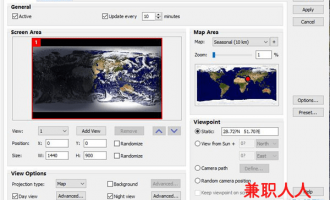 鸟瞰地球 EarthView V6.10.6